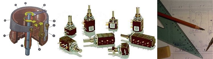 potentiometer custom shop