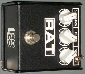 Modified ProCo Rat Distortion