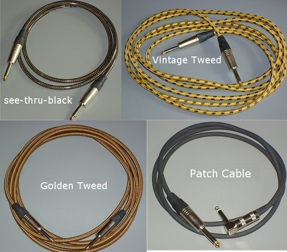 SINGLECOIL Premium Guitar Cable