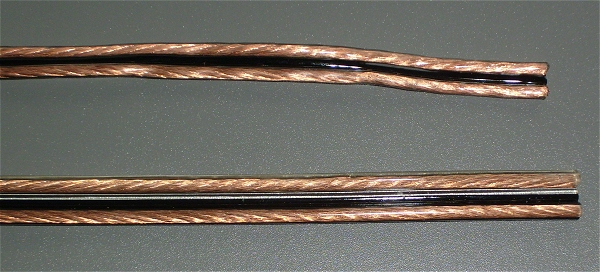 SINGLECOIL custom made speaker wire